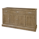 Universal Moderne Muse Sideboard in Bisque 414679 CLEARANCE