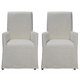 Universal Furniture Sojourn Upholstered Arm Chair (Set of 2) 543A639-RTA