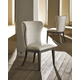Universal Furniture Curated Baldwin Dining Chair in Graphite (Set of 2) 552738-RTA