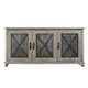 Universal Furniture Curated Glenmore Sideboard in Greystone 558779