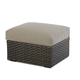 Klaussner Outdoor Cassley Ottoman W1100 OTTO