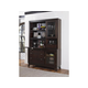 Hillsdale Furniture Denmark Buffet & Hutch in Dark Espresso