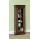 Hillsdale Pine Island Small Library Cabinet in Dark Pine 4860-896