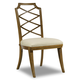 Hooker Furniture Retropolitan Wood Back Side Chair in Natural Cherry 5510-75310-MWD (Set of 2)