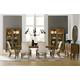 Hooker Furniture Retropolitan 7-Piece Rectangular Dining Set in Natural Cherry