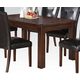 Acme Furniture Easton Rectangular Dining Table in Brown Cherry 71140