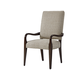Lexington Laurel Canyon Sierra Arm Chair-Plain Fabric (Set of 2) 721-881-01