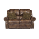Walworth Reclining Loveseat in Auburn U7800186