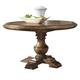 Pulaski Reddington Wood Round Table