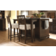 Paula Deen River House Kitchen Island 3-Piece Table Set in River Bank