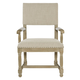 Bernhardt Antiquarian Arm Chair in Wheat 365-542 (Set of 2)