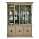 Bernhardt Antiquarian China Cabinet in Wheat 365-110-617