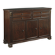 Leahlyn Dining Buffet in Reddish Brown D626-80