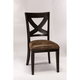 Hillsdale Furniture Santa Fe Dining Chair in Espresso (Set of 2)