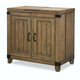 Legacy Classic Metalworks Bar Cabinet in Factory Chic 5610-155