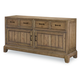 Legacy Classic Metalworks Buffet in Factory Chic 5610-370