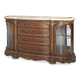 AICO Cortina Sideboard in Honey Walnut N65007-28