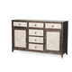 AICO Biscayne West Dining Buffet in Haze 80006-200