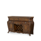 AICO Lavelle Melange Dining Sideboard in Warm Brown 54007-34