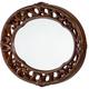 AICO Villagio Sideboard Mirror in Hazelnut 58067-44