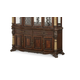 AICO Victoria Palace Buffet in Light Espresso 61006-29