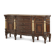 AICO Victoria Palace Sideboard in Light Espresso 61007-29
