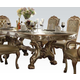 Acme Dresden Pedestal Dining Table 63150 PROMO