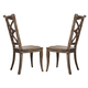 Hooker Furniture Mélange Rafferty II Side Chair (Set of 2) 638-75147-LTBR