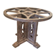 Hooker Furniture Mélange Rafferty II Dining Table Base Only 638-75145-LTBR