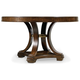 Hooker Furniture Skyline Round Dining Table in Cathedral Cherry 5336-75203