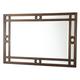Aico Bella Cera Wall Mirror in Capri 38260-45