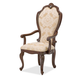 Aico Bella Veneto Arm Chair in Cognac (Set of 2) 9051004-202