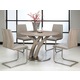 Pastel Furniture Quanto Basta 5 pcs Dining Set in Sonoma QB-510-733-QB-110