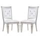Fairfax Home Furnishings Tiffany Side Chair (Set of 2) 1600?20