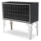 AICO Hollywood Swank Sideboard in Black Onyx NT03007-88