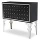 AICO Hollywood Swank Sideboard in Black Onyx NT03007-88