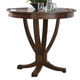 Liberty Furniture Mirage Round Pedestal Table in Cinnamon 234-T4242