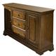 Liberty Furniture Armand Buffet in Antique Brownstone 242-CB6088