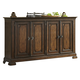 Liberty Furniture Armand Buffet in Antique Brownstone 242-CB6440