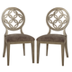 Hillsdale Furniture Savona Dining Chair in Vintage Gray (Set of 2) 5851-804