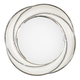 AICO Overture Round Wall Mirror in Champagne 08260-10
