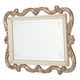 Aico Platine de Royale Wall Mirror  in Champagne 09260-201