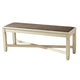 Bolanburg Large Dining Bench in White/Oak D647-00