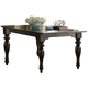 Liberty Furniture Southern Pines Rectangular Leg Table in Bark 818-T4290