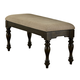 Liberty Furniture Southern Pines Bench in Bark 818-C6501B