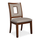Somerton Well-Mannered Side Chair in Urbane Brown (Set of 2) 803-36