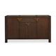 Somerton Well-Mannered Buffet in Urbane Brown 803-72