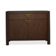 Somerton Well-Mannered Server in Urbane Brown 803-73