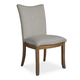 Somerton Sophisticate Side Chair in Beach House Beige (Set of 2) 805-36