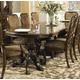 Fine Furniture Belvedere Pedestal Dining Table in Amalifi